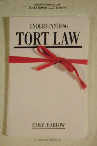9780006860716: Understanding Tort Law (Understanding Law)