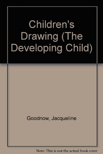 9780006860853: Children's Drawing (The Developing Child)