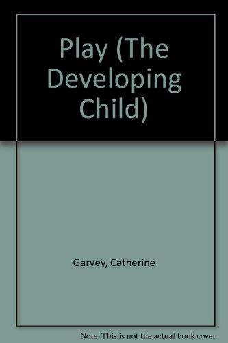 9780006861003: Play (Developing Child)