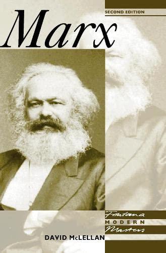 9780006861072: Marx (Fontana Modern Masters)