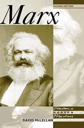 9780006861072: Marx