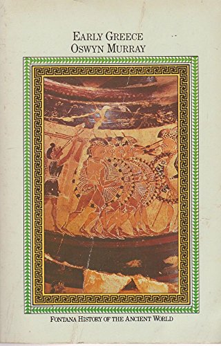 9780006861089: Early Greece (Fontana History of the Ancient World)