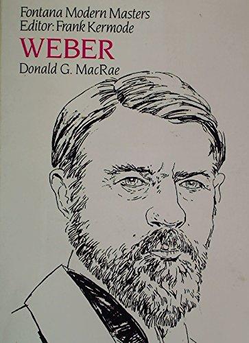 9780006861133: Weber (Modern Masters)