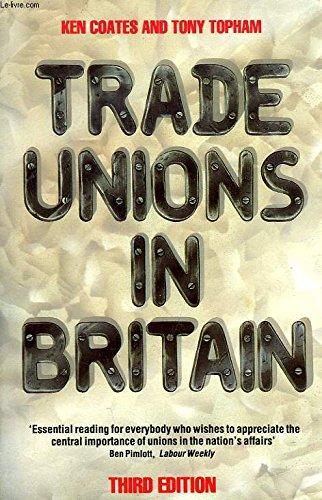 9780006861218: Trade Unions in Britain