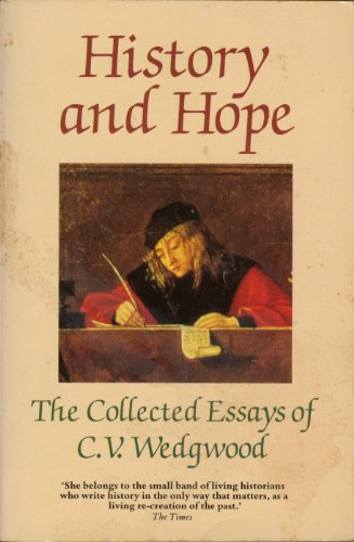 9780006861683: History and Hope - Collected Essays