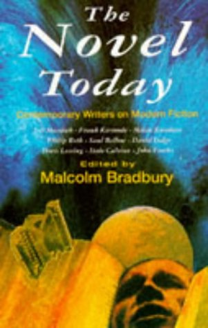 9780006861836: The Novel Today: Contemporary Writers on Modern Fiction