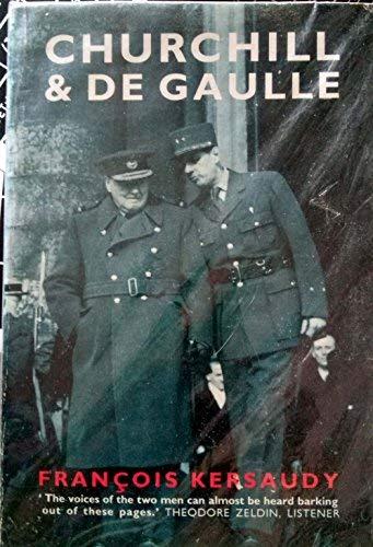 9780006861942: Churchill and De Gaulle