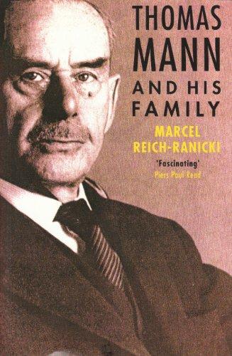 9780006861966: Thomas Mann and His Family