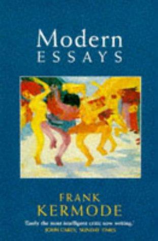 9780006862062: Modern Essays
