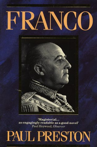 9780006862109: Franco: A Biography