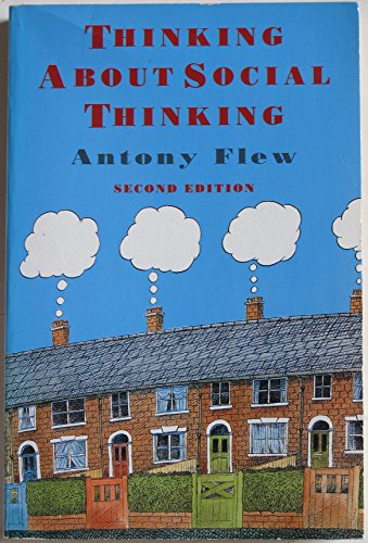 Thinking about Social Thinking Escaping Deception, Resisting Self-Deception: Flew Antony