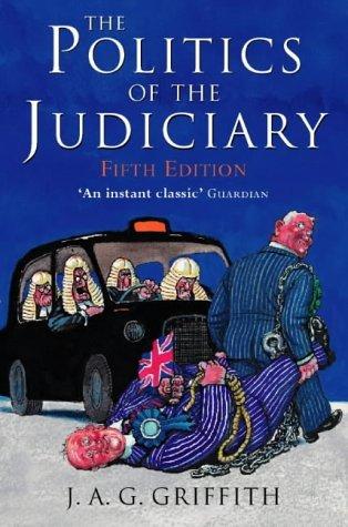 9780006862222: The Politics of the Judiciary