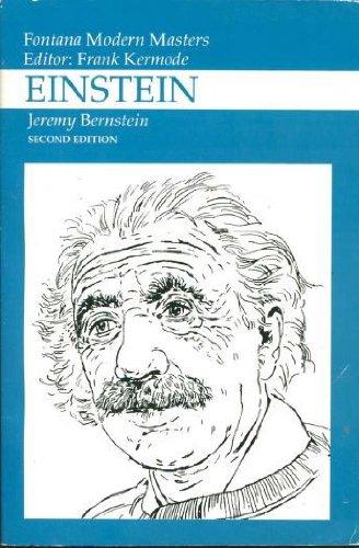 9780006862284: Einstein (Modern Masters)