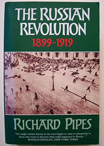 9780006862338: The Russian Revolution 1899 - 1919.