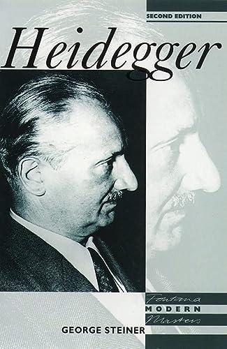 9780006862475: Heidegger
