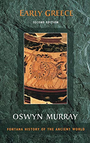 9780006862499: Early Greece (Fontana History of the Ancient World)