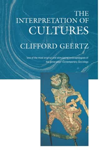 9780006862604: The Interpretation of Cultures