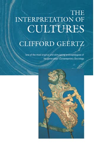 9780006862604: The Interpretation of Cultures