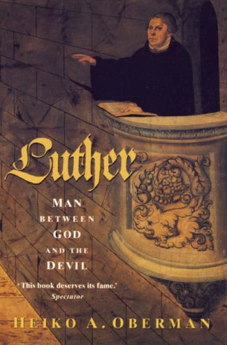 9780006862888: Luther: Man Between God and the Devil
