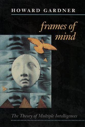 9780006862901: Frames of Mind: Theory of Multiple Intelligences
