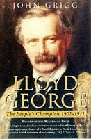 9780006863076: Lloyd George: The People?s Champion: The People's Champion, 1902-1911