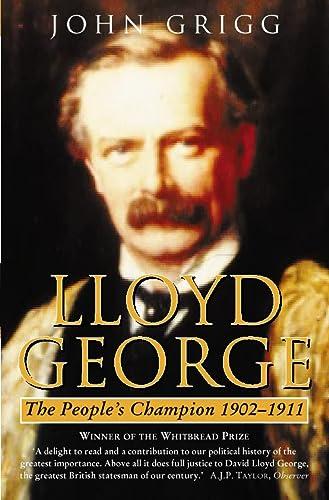 9780006863076: Lloyd George: The People's Champion, 1902-1911