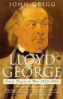 9780006863083: Lloyd George: From Peace to War, 1912-1916