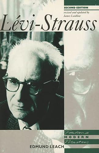 9780006863304: Fontana Modern Masters - Levi-Strauss
