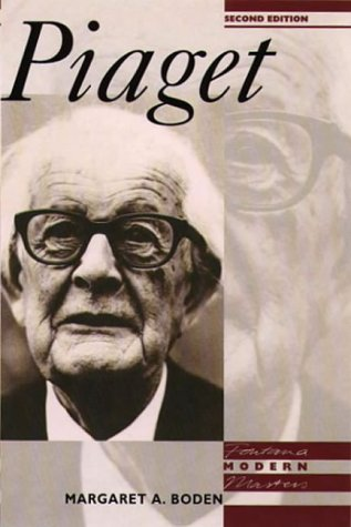 9780006863311: Piaget (Modern Masters S.) (2nd Edition)