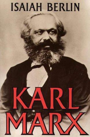9780006863397: Karl Marx