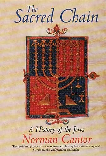 9780006863458: Sacred Chain : History of the Jews