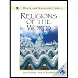 Religions of the World, Media and Research Update - Textbook Only