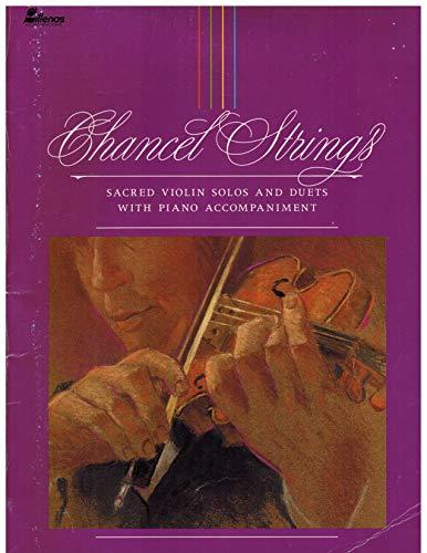 9780006880219: Chancel Strings: Violin