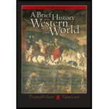 9780006895213: A Brief History of the Western World - Textbook Only