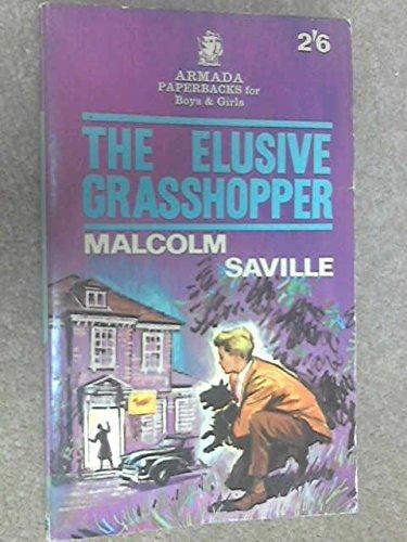9780006901259: The Elusive Grasshopper