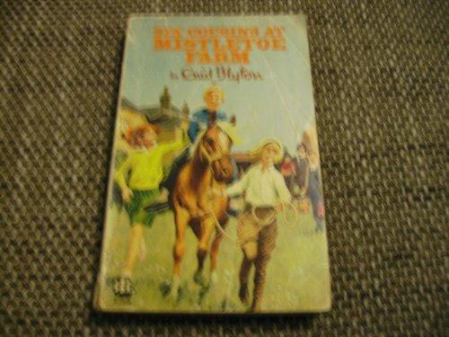 9780006901747: Six Cousins at Mistletoe Farm (Armada S.)