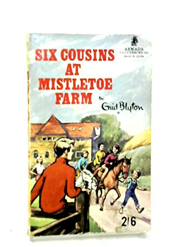 9780006901747: six cousins at mistletoe farm