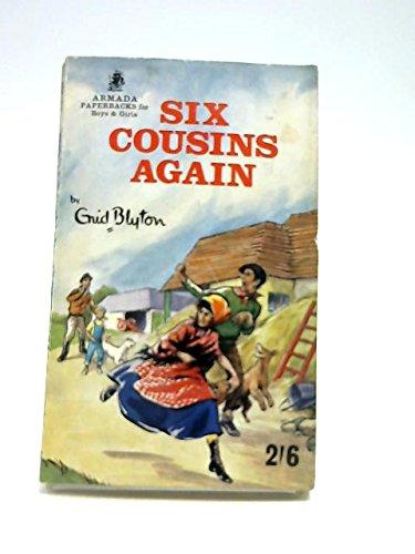 9780006901853: Six Cousins Again (Armada)