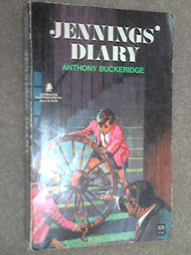9780006901945: Jennings' Diary (Armada)