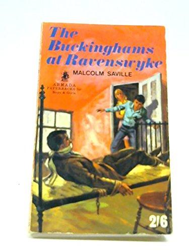 9780006902331: Buckinghams at Ravenswyke (Armada)
