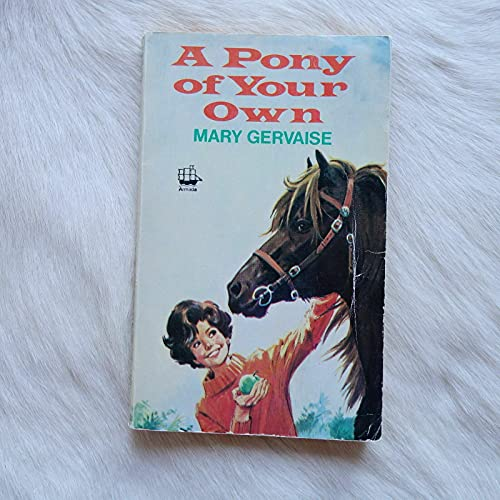 9780006902362: Pony of Your Own (Armada S.)