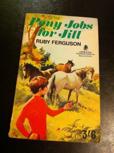 9780006902478: Pony Jobs for Jill (Armada)