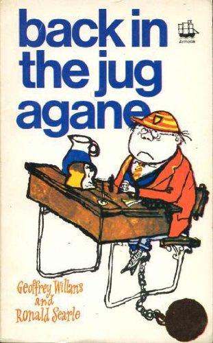 9780006902652: Back in the Jug Agane (Armada Lions)