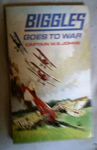 9780006902799: Biggles Goes to War (Armada)