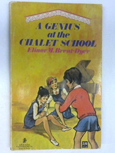 9780006902898: A Genius at the Chalet School