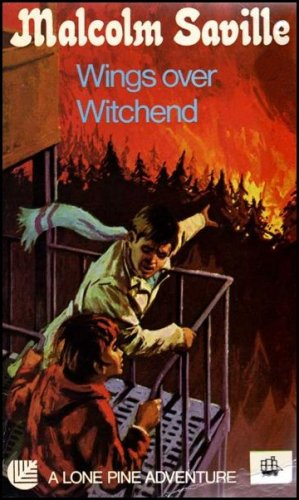 9780006902928: Wings Over Witchend: A Lone Pine Adventure  C292)