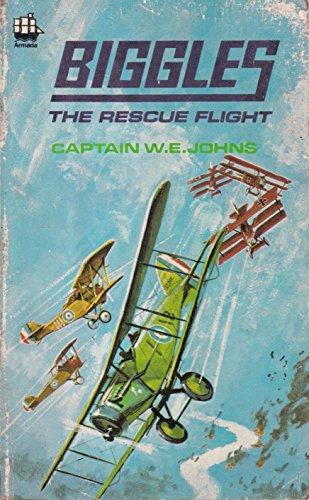 9780006903055: Biggles Rescue Flight (Armada)