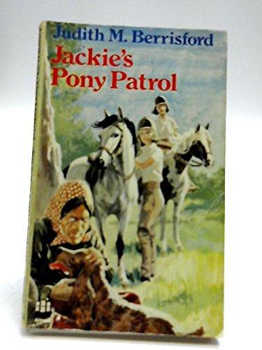 9780006903192: Jackie's Pony Patrol (Armada)