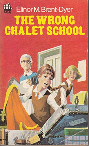 9780006903215: Wrong Chalet School (Armada)