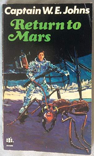 9780006903239: Return to Mars (Armada)
